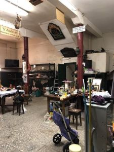 Restauracion de bodegon en Pasajes de San Pedro