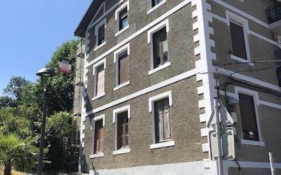 Reforma de Fachadas en San Sebastián