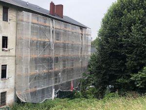 reparar la totalidad de la fachada 2