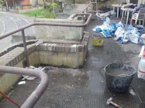 limpiadas e impermeabilizadas con cemento elástico1