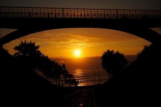 sunset-en-el-puente-villena