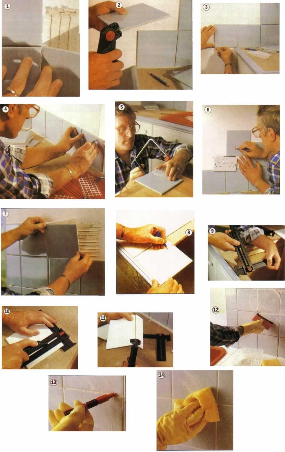 Azulejos reformas de viviendas en madrid - Limpiar azulejos cocina para queden brillantes ...