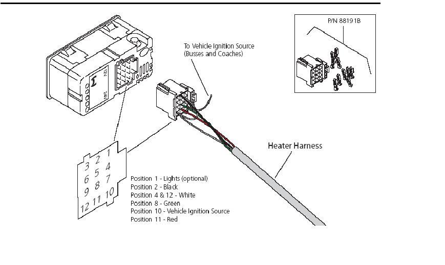 Webasto Thermo Top C Wiring Diagram, Webasto, Free Engine