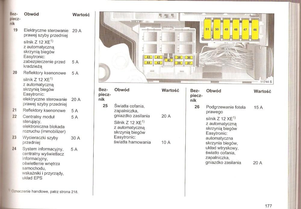 medium resolution of opel corsa b fuse box opel combo wiring diagram odicis fuse box diagram opel vauxhall