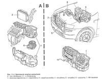 Fiat Punto 1,9 JTD problem z zaparowanymi szybami