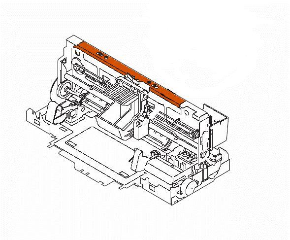 Hp drukarki service manual