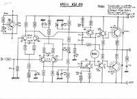 4x750W/2ohm power amplifier