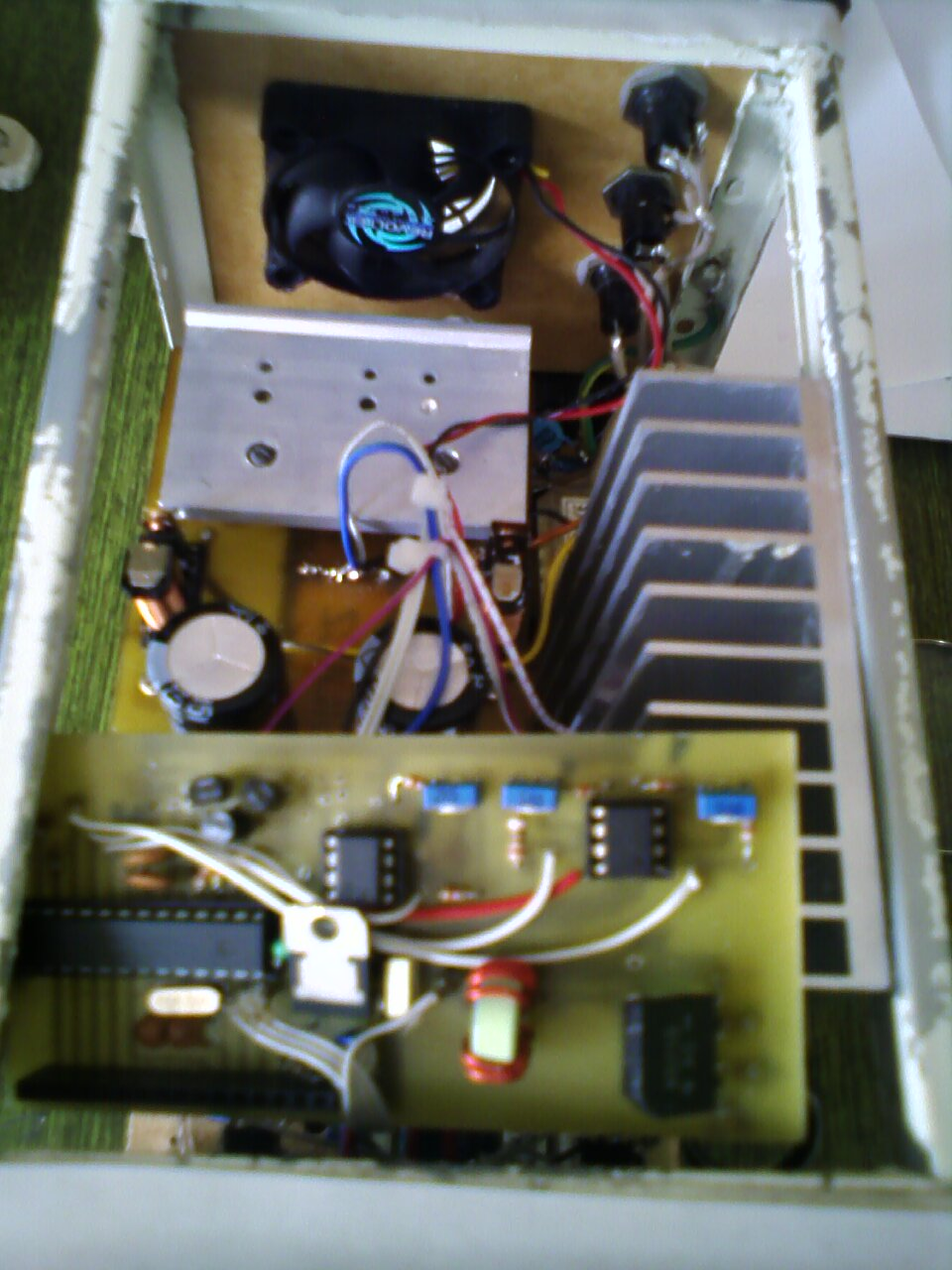 Adjustable Symmetrical Power Supply Using Lm317 And Lm337 Eeweb