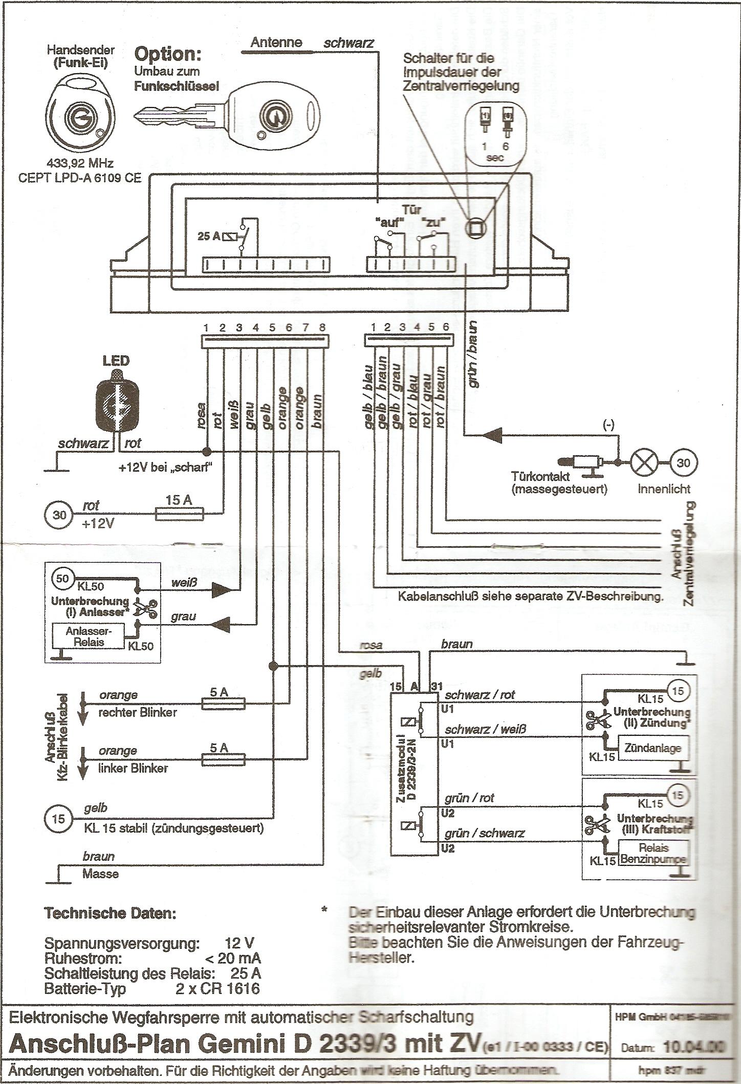 car lighting system wiring diagram balboa alarm auto watch 280rli data diagrams