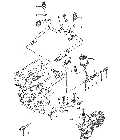 Audi 80 B4 Tdi Manual