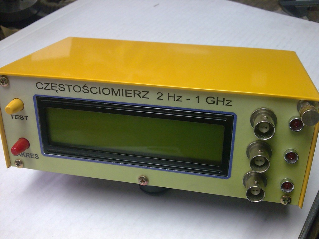 1ghz Frequency Meter