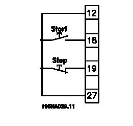 Ustawienie paramertów falownika danfos vlt 2800
