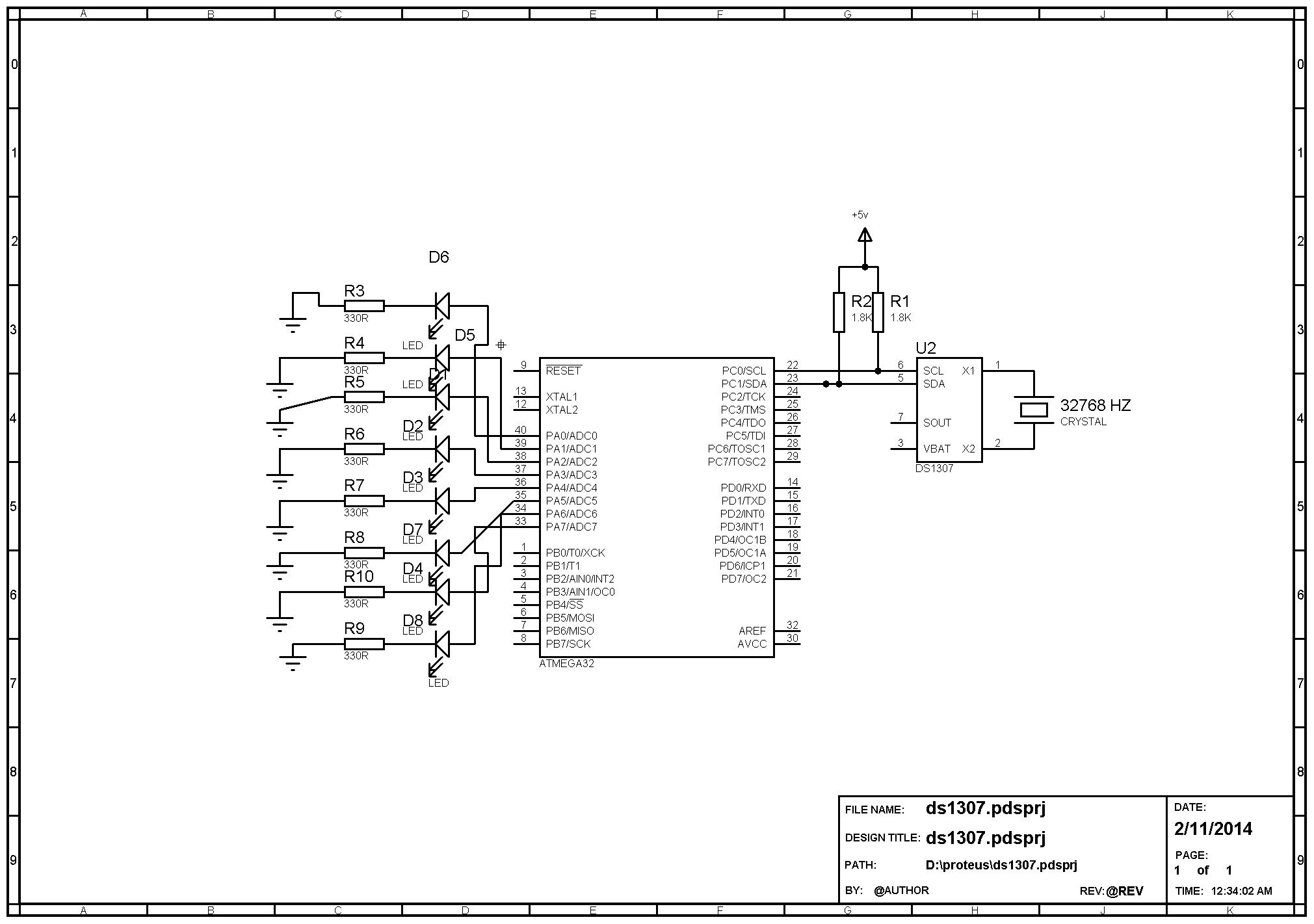 Avr Ds Rtc In Assembly
