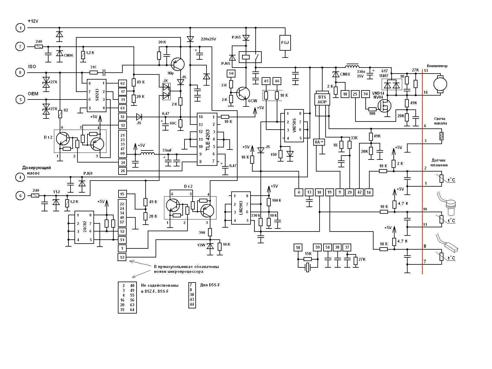 vw sharan circuit diagram