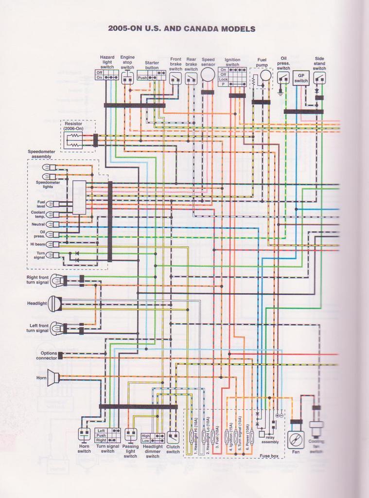 vx800 wiring diagram wiring diagram