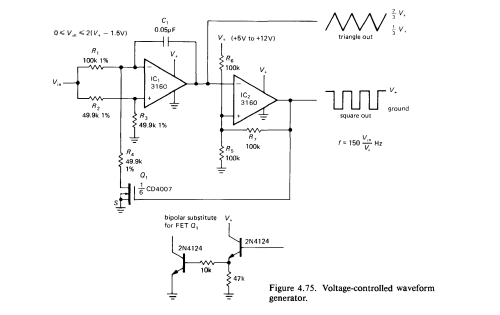 small resolution of solved voltage to frequency conversion voltage to frequency converter circuit diagram super circuit diagram