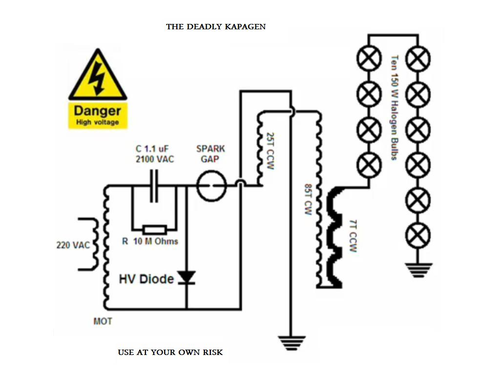 Generator Darmowej Energii Tariel A Kapanadze
