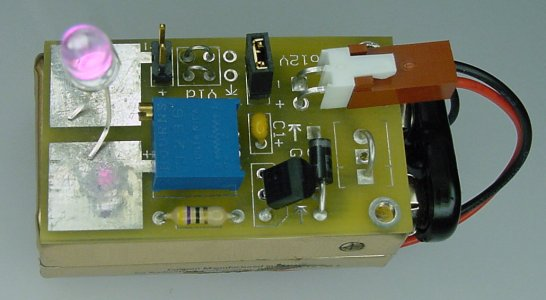 How To Build Led Tester Circuit Diagram