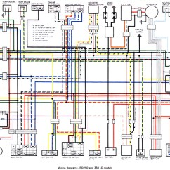 05 Yfz 450 Wiring Diagram 1986 Harley Sportster 2005 Yamaha Yzf R6 Great Installation Of 1999 Motor 2006