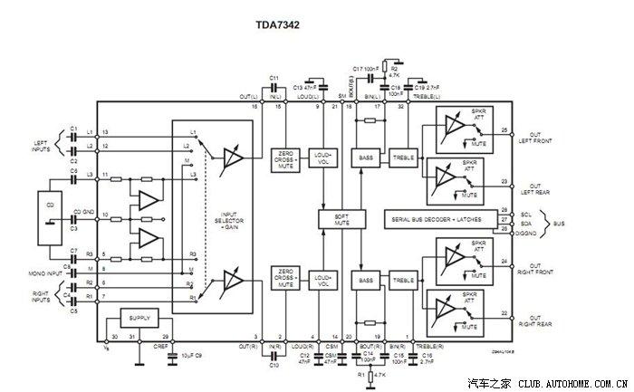Philips Beta V Jaki kondensator dobrać przed TDA7342