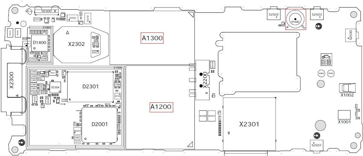 Sony Ericsson K800i Obejścia ścieżek ładowania i zasięgu