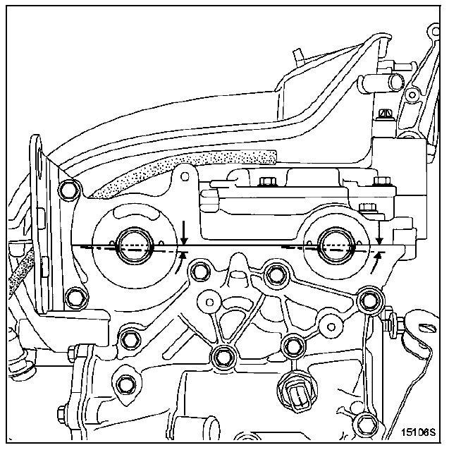 Renault laguna II 1,8 16v jak ustawić wałki rozrzadu??F4p