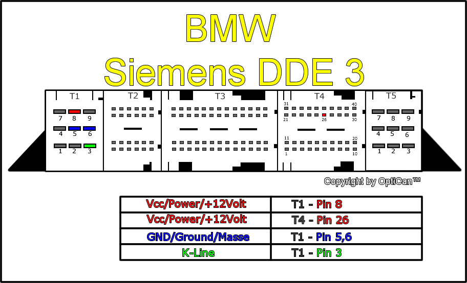 bmw e39 ews 3 wiring diagram siemens duct detector e46 2.0d vp - brak zasilania ecu schemat elektroda.pl