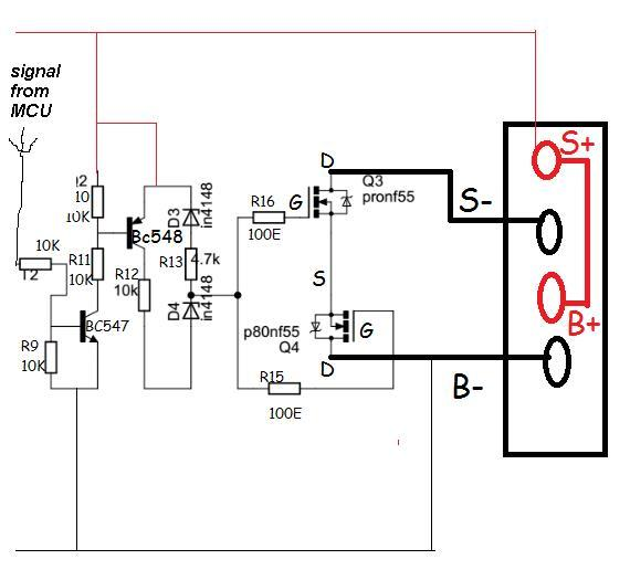 Solar charge controller mosfet driver help?