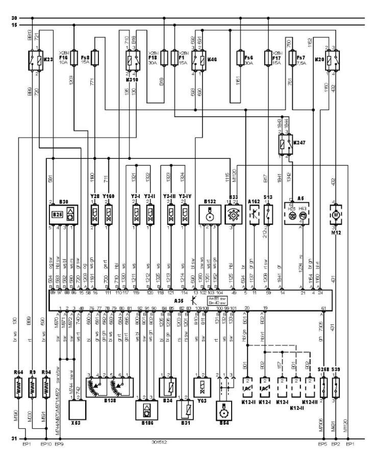 [DIAGRAM] Wiring Diagram Do Proprietario Peugeot Boxer