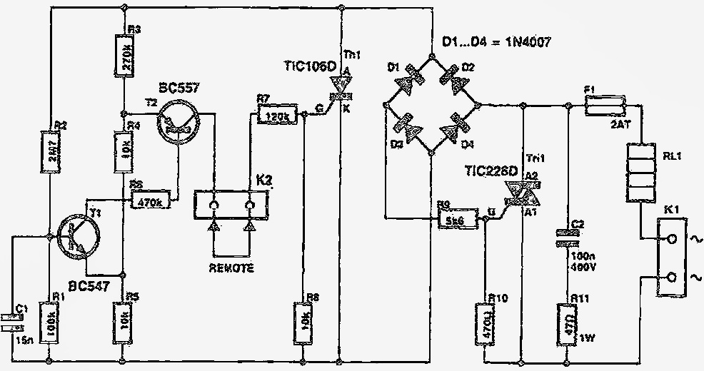 Ac Voltage Regulator Schematic Pictures to Pin on