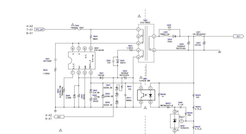 Toshiba 37zv635dg Netzteil Defekt Elektronik Reparatur Forum