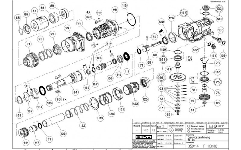 Hilti Dd 130 Parts Breakdown. Engine. Wiring Diagram Images