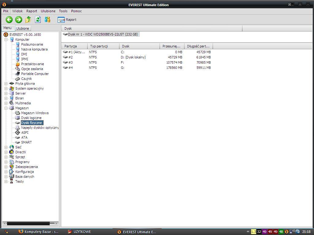 [Sprzedam] IBM T60 THINK T7200,RAM 3GB, HD 250GB, BT,DVDRW