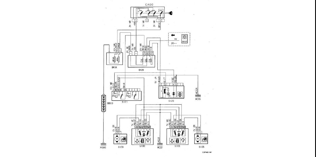 Wiring Diagram Peugeot 307 Sw. Wiring. Electrical Wiring