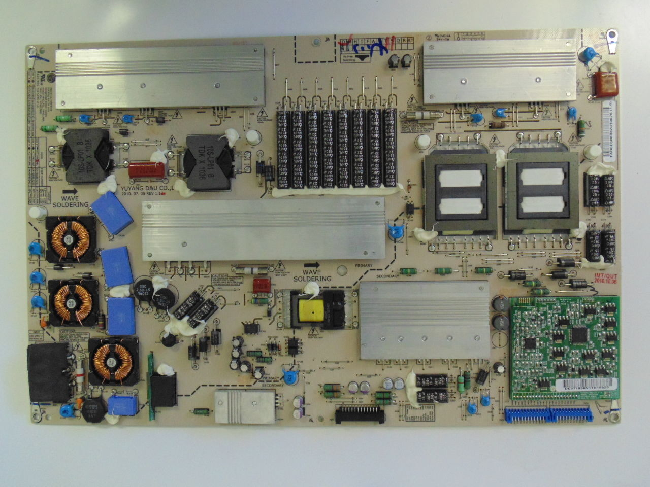 hight resolution of pic eay60803201 lg 42le5500 power supply schematic