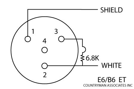 Jak przerobić nagłowny mikrofon 3 pin mini xlr na 4 pin