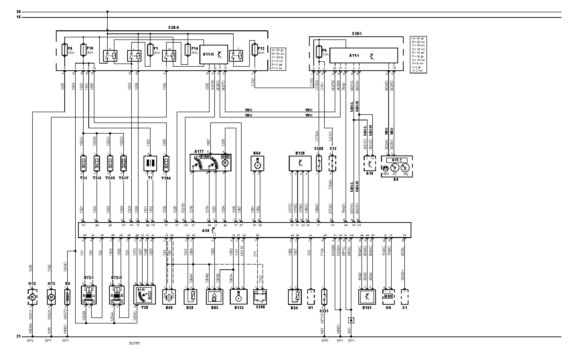 Poszukuj Schemat Instalacji Elektrycznej Peugeot 407
