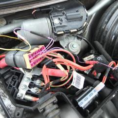 Audi A6 C6 Wiring Diagram 2001 Subaru Forester Fuel Pump Przekaźniki Wentylatorów Brak Napięcia