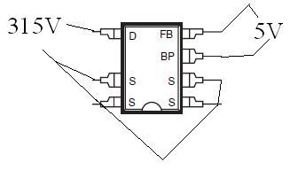 Pralka daewoo DWD-M1031 prośba o podanie oznaczeń układu w