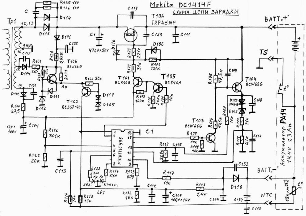 medium resolution of makita battery charger circuit diagram images gallery