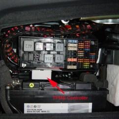 Vw Touareg Radio Wiring Diagram Power To Light Then Switch Phaeton 5.0 V10 - Gdzie Szukac Sterownika Kontroli Cisnienia Opon