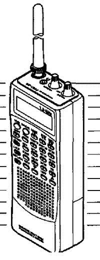 Radio Shack PRO-26 VHF-UHF Scanner-Reciever Manual EN