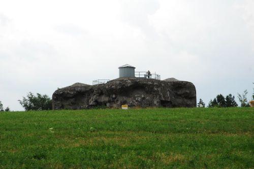 Pevnost Dobrošov - N-S 72 Můstek