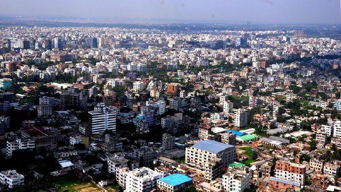 Dhaka seznamování osob