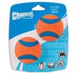 Günstig und gut: Der Chuckit! Ultra Ball Medium
