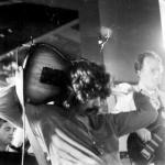 """Black and White Still at the Attitude_Fall 1983"""
