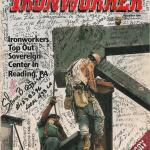 """Ironworkers Magazine Directory Issue"""