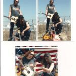 """Sammy Perkin's and OBrien Photo shoot_Indie Music Fest 04"""