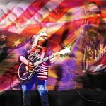"""Shane and the Flag_Thunder Run 2007"""