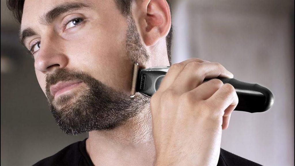 правильная форма бороды